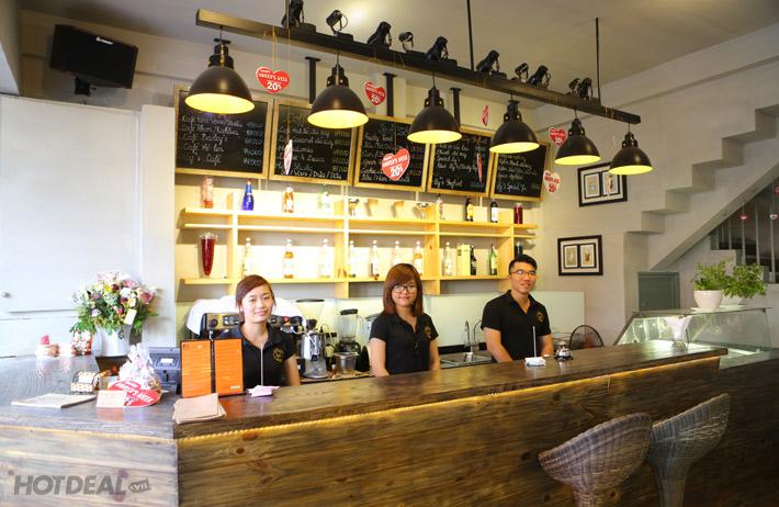 Khám phá Tháng 4 ngọt ngào cùng Ly's Cafe & Bakery