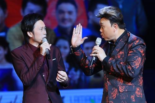 """Hoài Linh sẽ tái ngộ Chí Tài trong chương trình """"Nụ cười & Âm nhạc"""""""