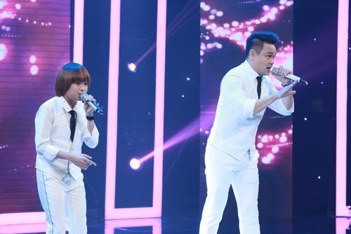 Thiên Khôi tiếp tục đoạt giải nhất 'Gia Đình Song Ca' cùng với ba của mình