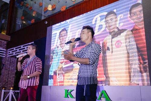 Liêu Kỳ và Đại Lộc PQ tổ chức đêm nhạc tri ân Tình ca Bắc Sơn