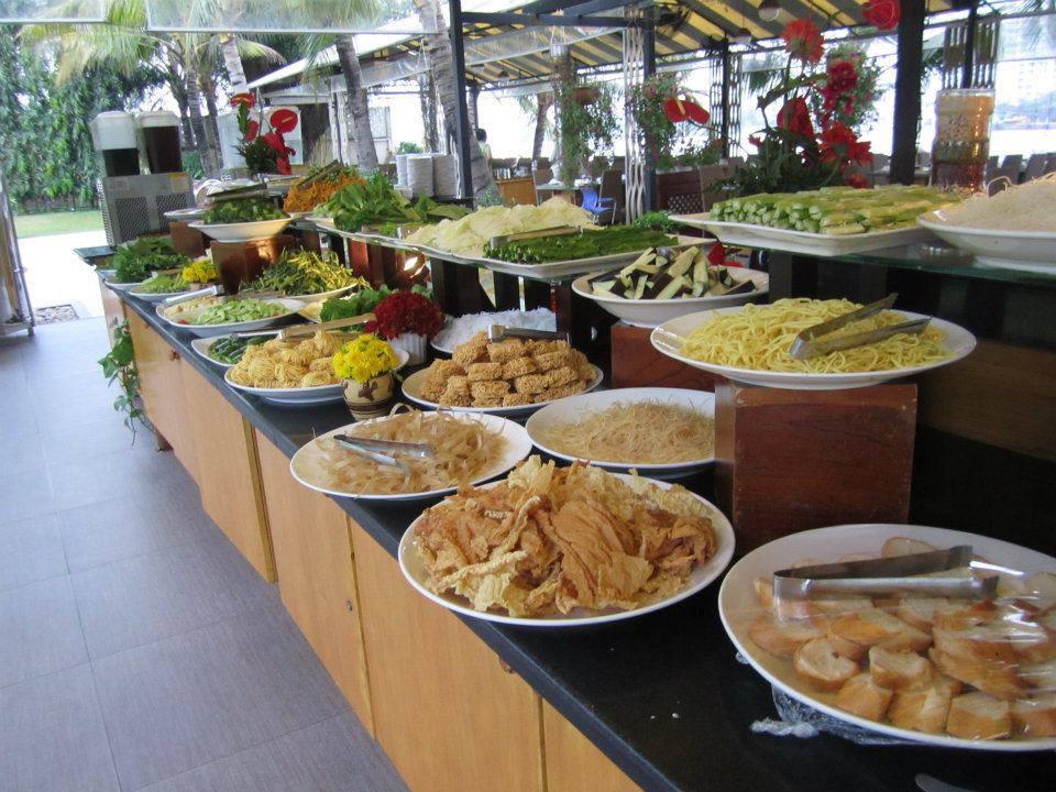 Chương trình Buffet Lầu Nướng Tân Cảng bắt đầu từ 17g mỗi ngày