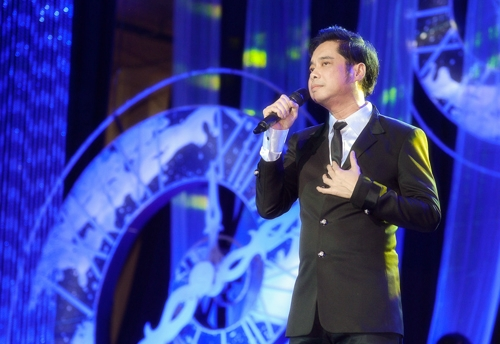 Danh ca - nhạc sĩ Ngọc Sơn tham gia đêm nhạc Tri ân các Hiệp sĩ đường phố