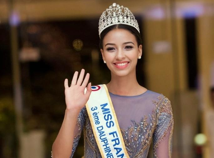 Miss France 2014 Flora QuekeRe