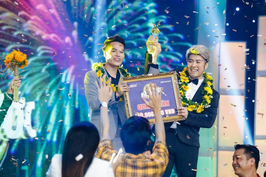 Phút đăng quang của cặp đôi Akira Phan - Võ Tấn Phát