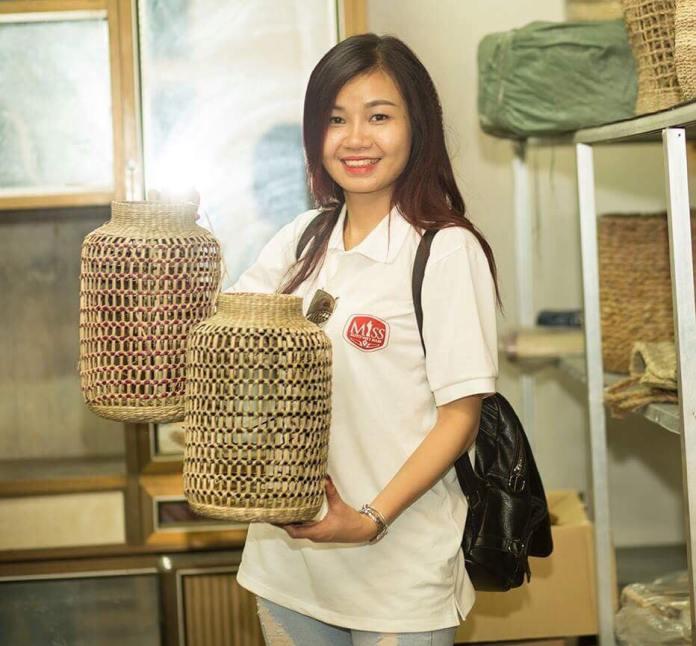 Nữ doanh nhân trẻ Xuân Thanh