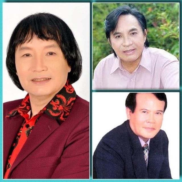 Nghệ sĩ Minh Vương, Thanh Tuấn, Giang Châu chính thức được xét tặng NSND