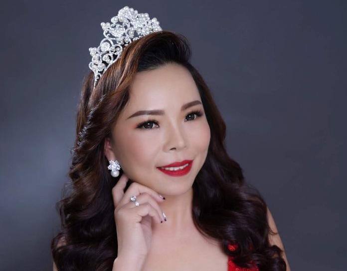 Á hậu Nguyễn Thu Trang