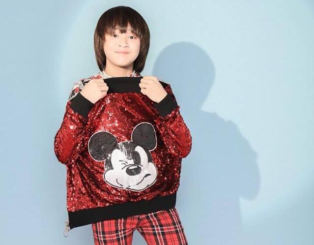 Thiên Khôi trong bộ ảnh thời trang mới nhất