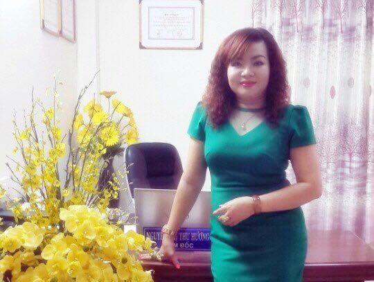 Ca sĩ - doanh nhân Giáng Hương