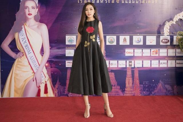 Hoa hậu Trần Ngọc Châu