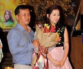 Bộ đôi tác giả: nhạc sĩ Nam Khai và nhà thơ Phan Quỳnh Như
