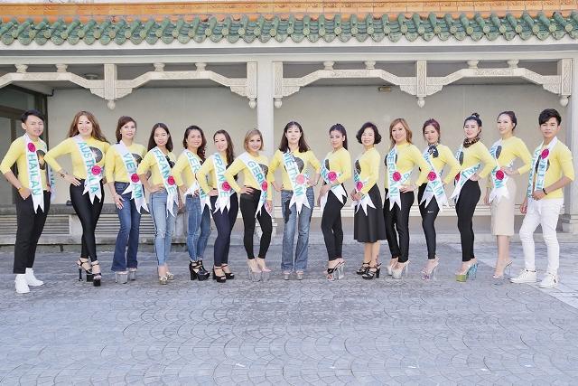 Lộ diện 16 thí sinh Queen's and King's VietNam Entrepreneurs International 2018