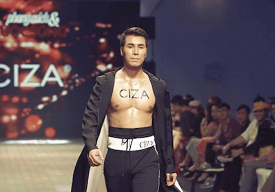 Á vương Hoàng Phi Kha đảm nhận vị trí vedette cho thương hiệu CIZA