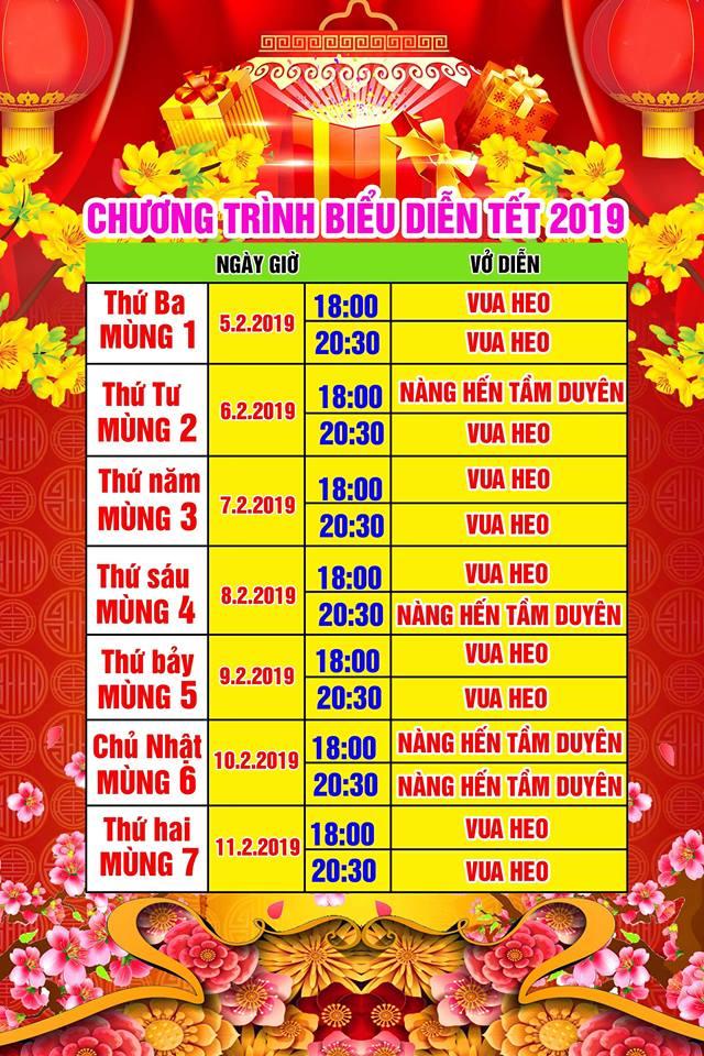 Cong Nhan Tet 2019 Lich dien