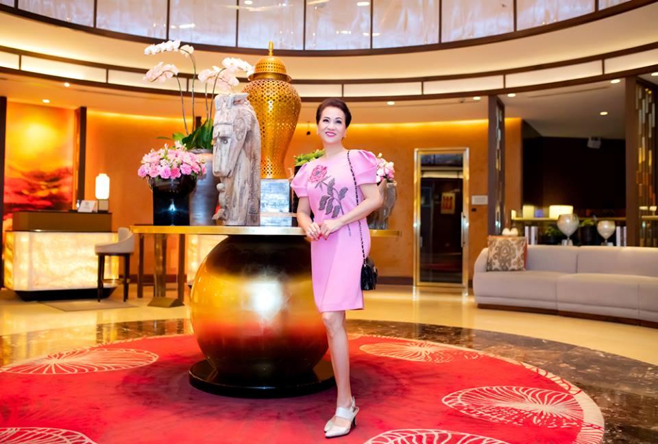 Hoa hậu Joanne Nguyễn