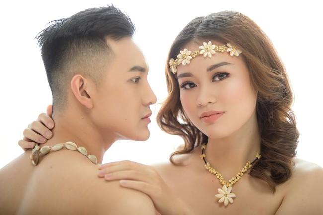 Top 18 Miss UEF 2019 lộng lẫy trong bộ ảnh Hoa Biển của nhiếp ảnh gia Alex Cui
