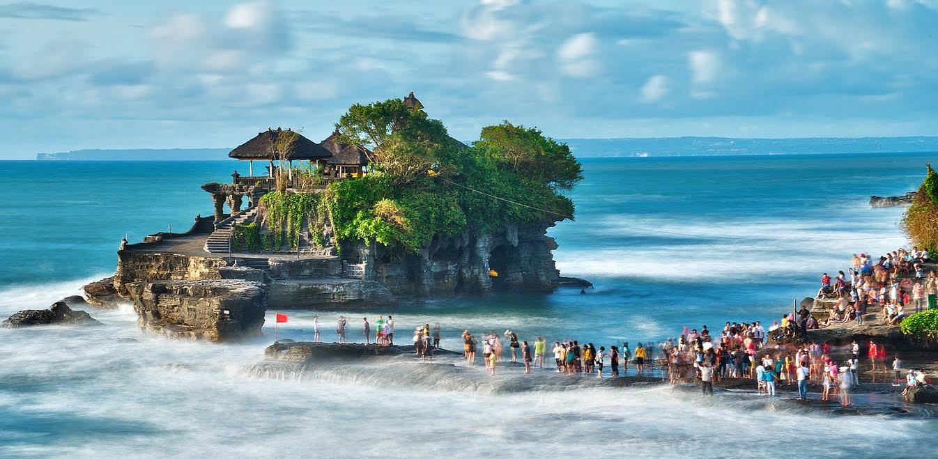 Một trong những địa điểm được du khách đến tham quan nhiều nhất Bali
