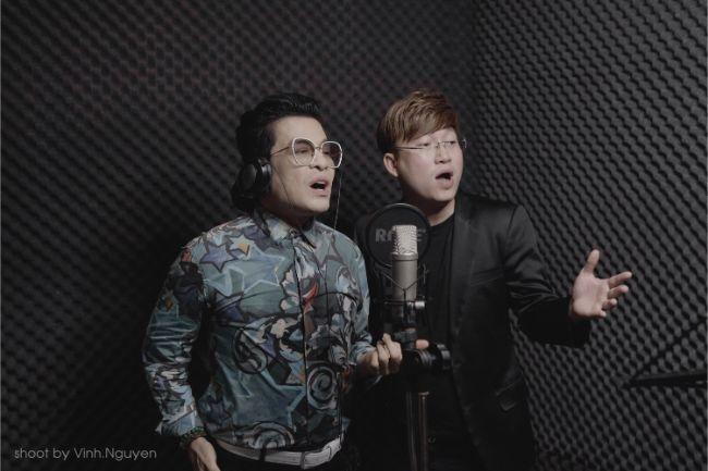 Nghệ sĩ Thanh Bạch và ca nhạc sĩ Sỹ Luân