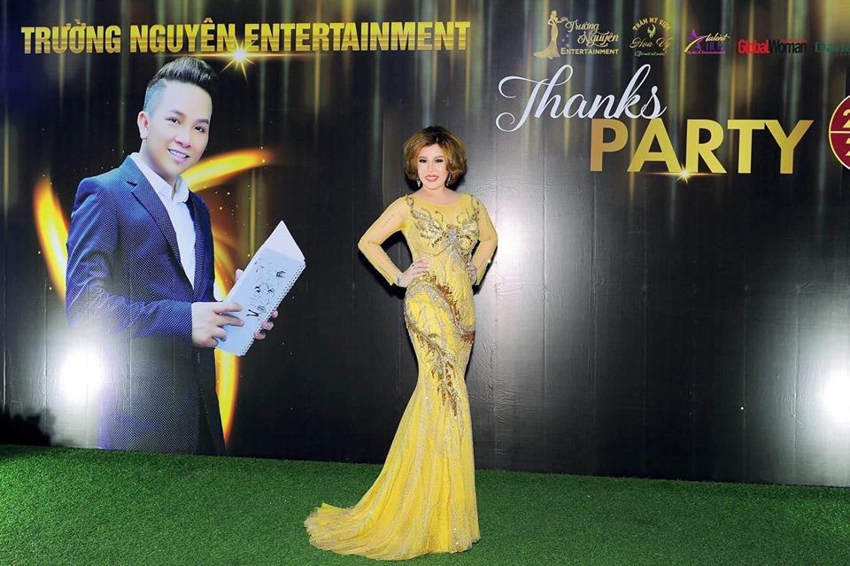 Hoa hậu Châu Mai Thảo từ Đài Loan bay về dự buổi công bố cuộc thi Miss & Mrs Vietnam International 2019