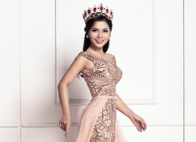 Hoa hậu Nguyễn Ngọc Xuân Mai