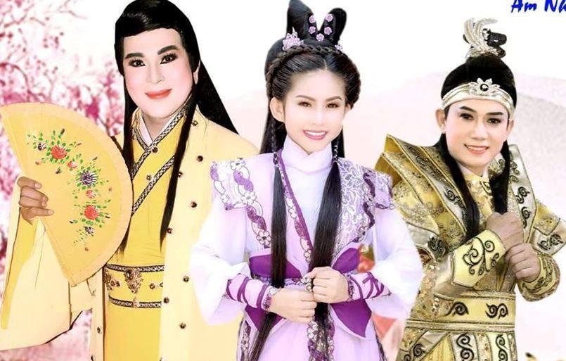 Hoàng Đăng Khoa, Bình Tinh và Thái Vinh