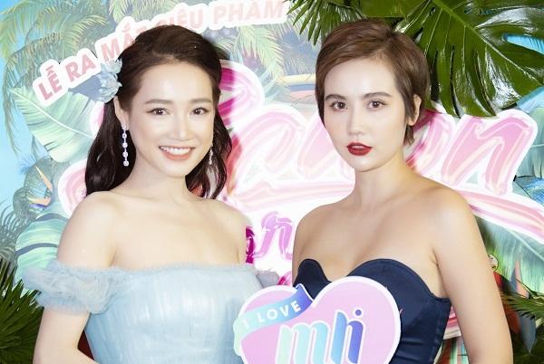 Nhã Phương và diễn viên, CEO Phan Minh Huyền