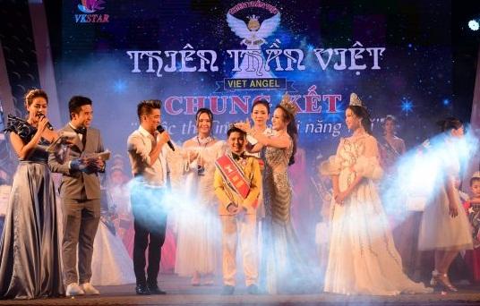 Phút đăng quang của Thiên thần Việt 2019 Lương Bảo Trí Dũng