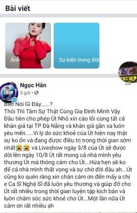 CS Ngoc Han FB