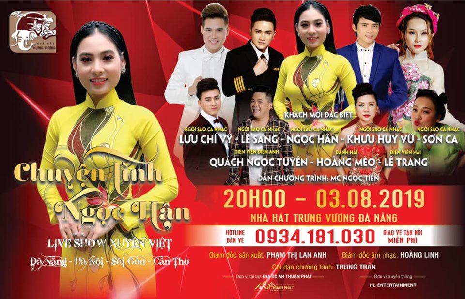 Liveshow Ngoc Han 0
