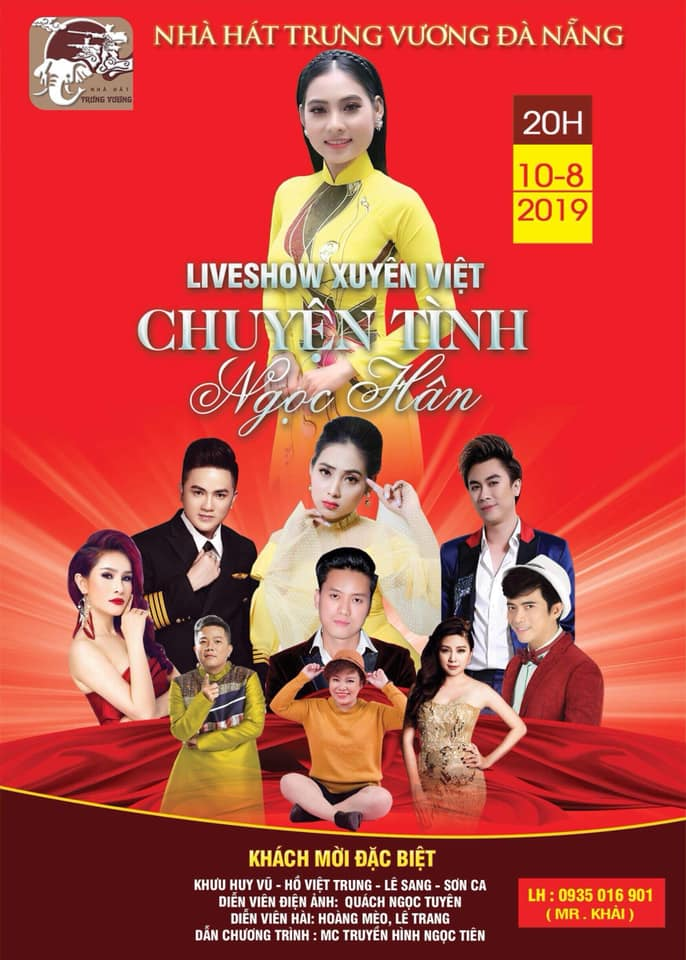 Liveshow Ngoc Han 10 8