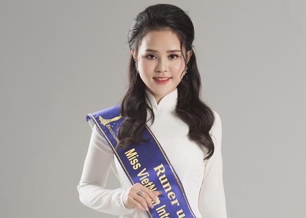 Á hậu Nguyễn Mỹ Linh