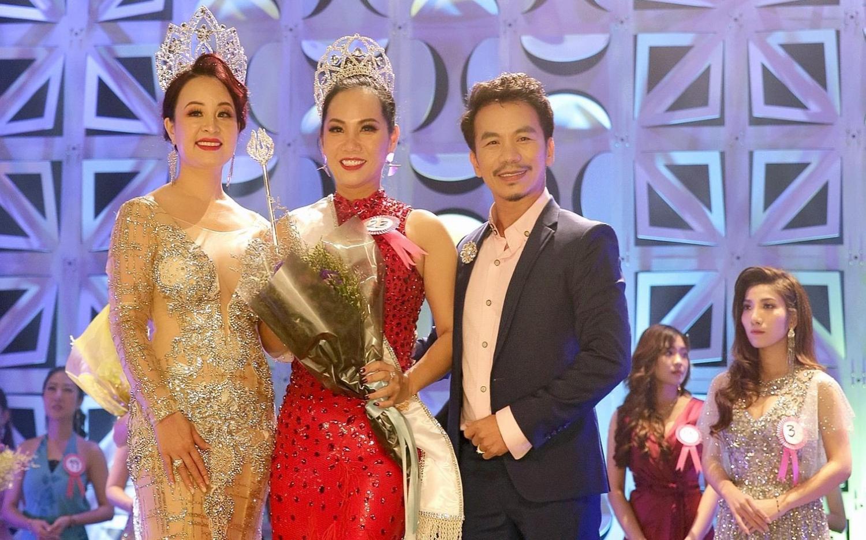 NTK Minh Hùng tài trợ trang phục cho cuộc thi Nam vương và Hoa hậu Người Việt – Kỳ 18 tổ chức tại Thái Lan