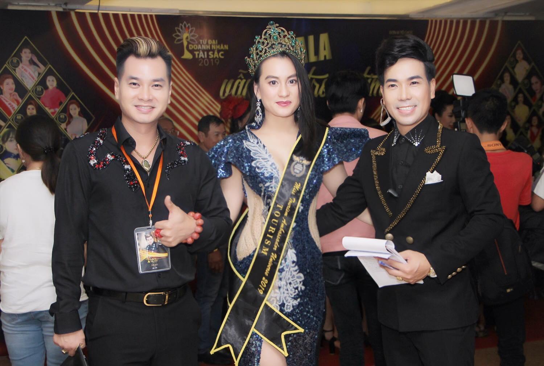 Hoa hậu Trần Bích Vân