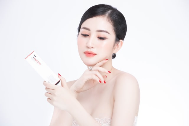 CEO Võ Tường Vy xinh đẹp như một hotgirl và hơn thế nữa...