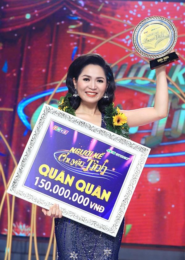 NKCT 2019 Duyen Quynh dang quang 1