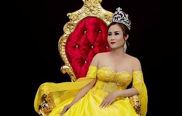 Nữ hoàng Tứ đại Doanh nhân Tài sắc 2019 Ngân Trang