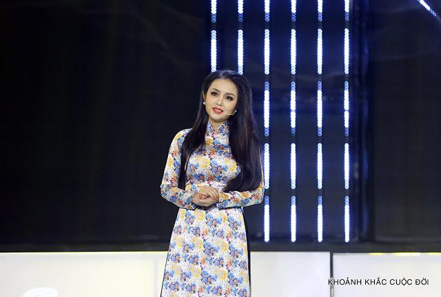 Hoa hậu Amy Lê Anh