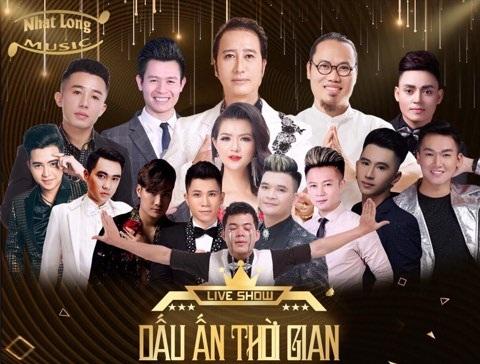Đông đảo khách mời tham gia Liveshow Dấu ấn thời gian của MC - Ca sĩ Tô Quang Linh