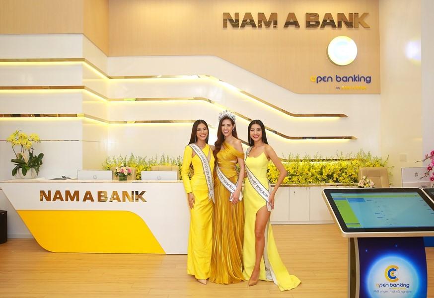 Tân HHHV Việt Nam 2019 Nguyễn Trần Khánh Vân và 2 Á hậu Nguyễn Huỳnh Kim Duyên, Phạm Hồng Thúy Vân