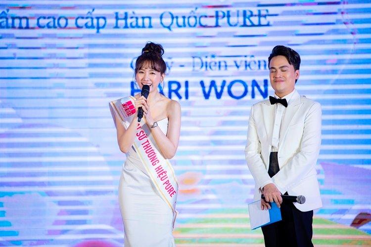 Ngoc Trinh Hari Won 1
