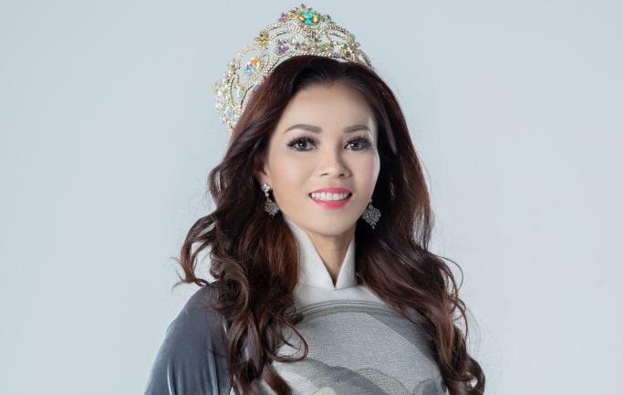 Hoa hậu Ninh Nguyễn