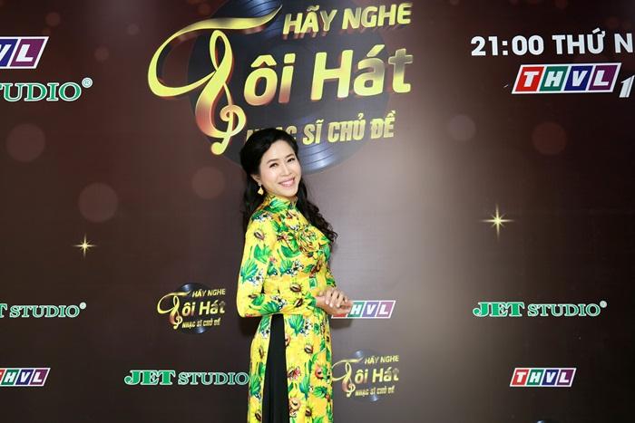 HNTH 2020 MC Quynh Hoa