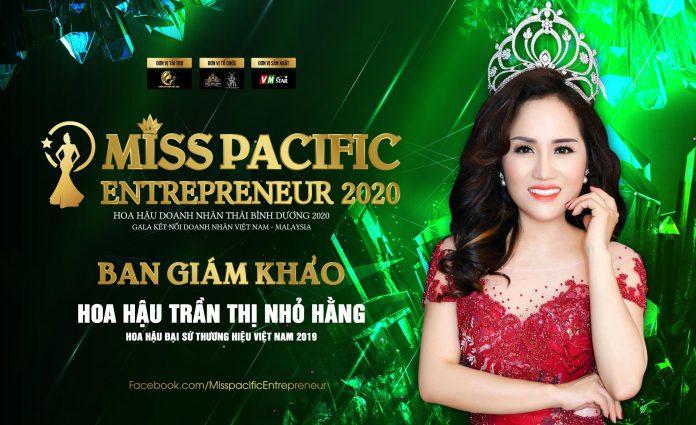Hoa hậu Đại sứ thương hiệu Việt Nam 2019 – Trần Thị Nhỏ Hằng
