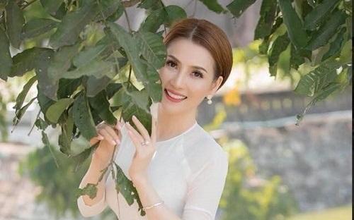 Hoa hậu Phan Phượng