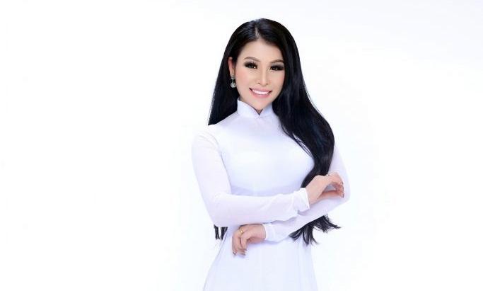 Hoa hậu Đàm Hương Thủy