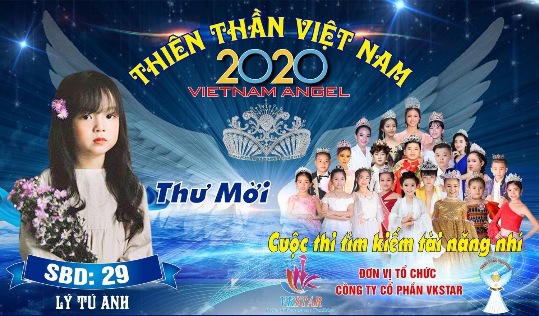 Thí sinh Lý Tú Anh, SBD 29 đến từ Thành phố Đà Nẵng