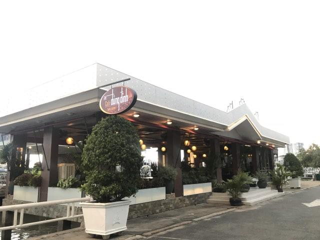 Café Đủng Đỉnh Sài Gòn