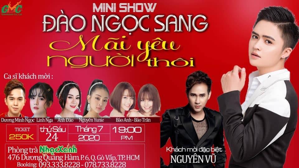 Dao Ngoc Sang Minishow 1