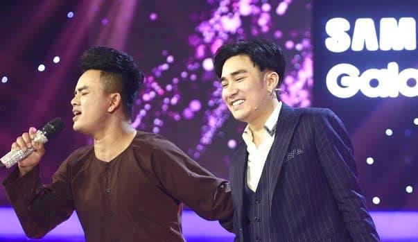 Màn song ca đầy ấn tượng của Lưu Chấn Long với ca sĩ Quang Hà