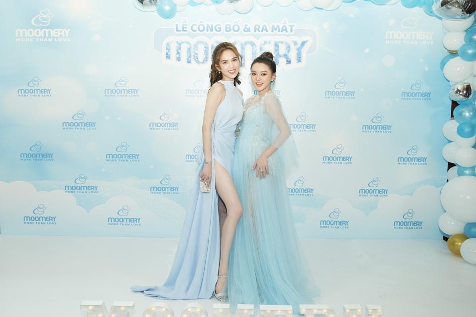 Ngọc Trinh và Ceo MooMery Nguyễn Hương Trang